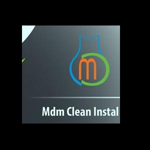 Mdm Clean Instal