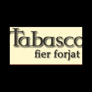 Tabasco Fier Forjat